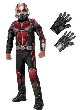 Kids Avengers Endgame Antman Deluxe Costume Kit