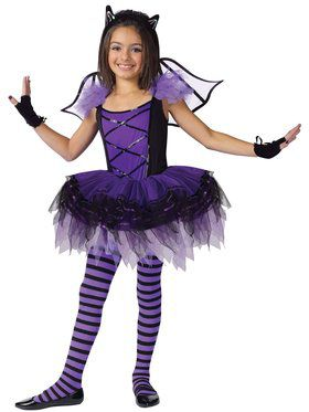 Kids Batarina Costume for Girls