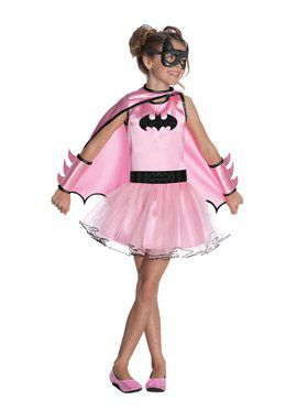 Batgirl Tutu Costume for Kids