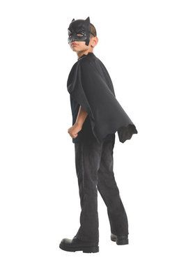 Kids Classic Batman Cape and Mask Set
