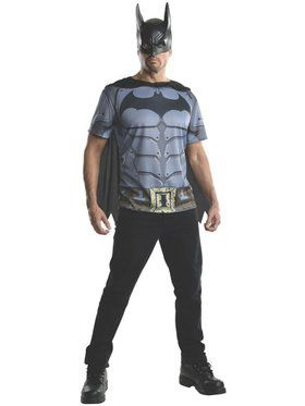 Batman Costume Top for Kids