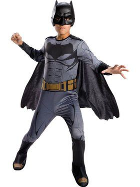 Kid's Justice League Batman Costume