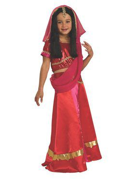 Bollywood Princess Costume for Kids