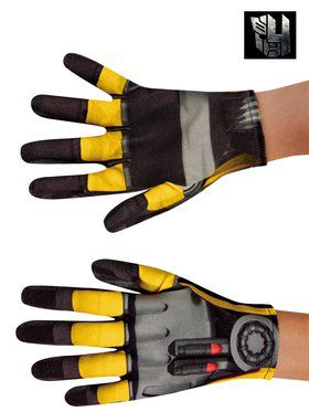 Kids Bumblebee Gloves