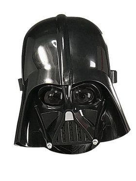 Kid's Darth Vader Face Mask Accessory