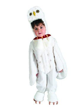 Hedwig the Owl Deluxe Costume for Kids