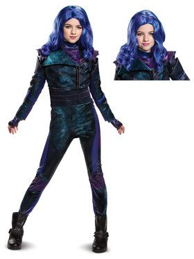 Kids Descendants Mal Deluxe Costume Kit