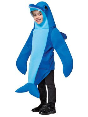 Dolphin Costume For Children