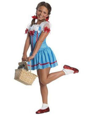 Dorothy Costume for Kids