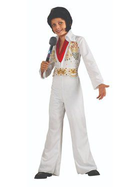 Kids Elvis Presley Costume