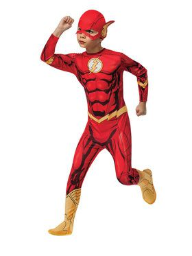 Justice League Flash DC Comics Costume