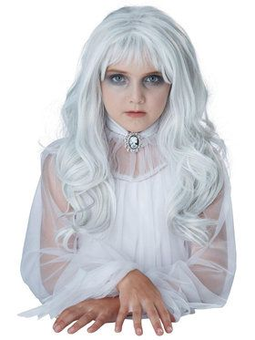 Ghost Wig For Children