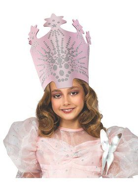 Glinda the Good Witch Kids Crown Accessory