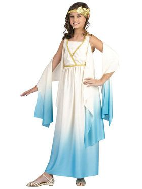 Kids Greek Goddess Costume for Girls