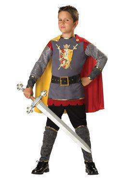 Kids Loyal Knight Costume