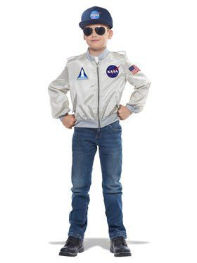 NASA Flight Jacket for Children