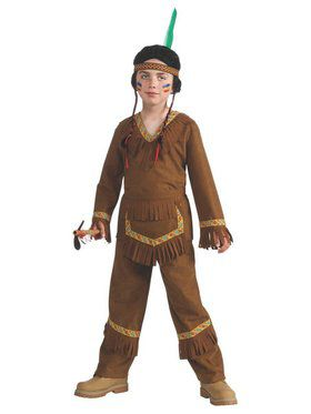 Native American Boy Costume for Kids