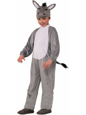Kids Nativity Donkey Costume