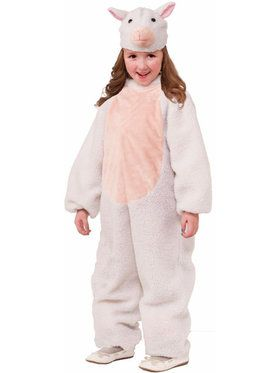 Kids Nativity Sheep Costume