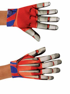 Kids Optimus Prime Gloves