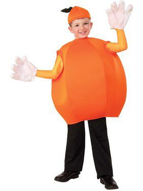 Kids Orange Costume