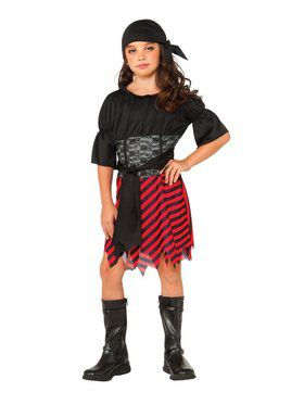 Pirate Girl Costume for Kids