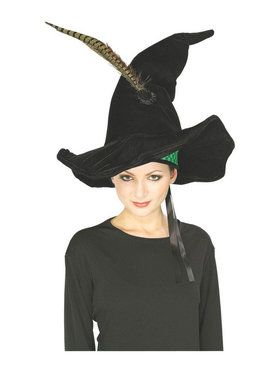 Professor McGonagall Hat with Feather for Kids
