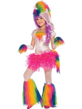 Rainbow Unicorn Costume for Kids