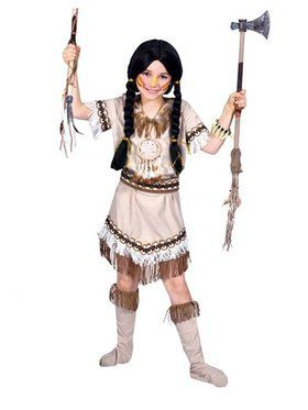 Kids Running Bear Princess Costume for Girls