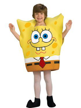Kids SpongeBob Costume