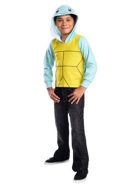Kids Squirtle Classic Hoodie