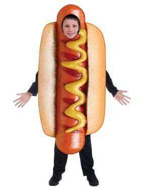 Hot Dog Costume for Children