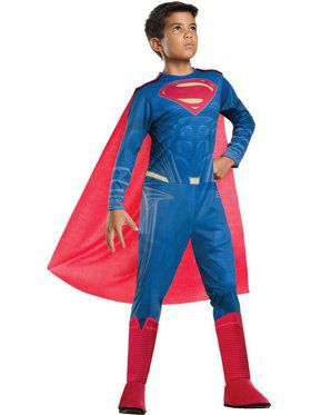 Kid's Justice League Superman Costume