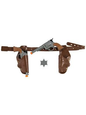 Kids Western Gun and Belt Holster