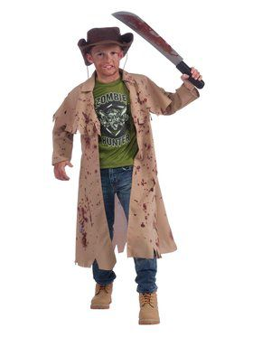 Wandering Undead Slayer Costume for Children