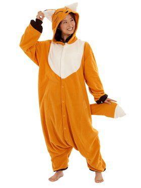 Kigurumi Fox Costume for Teens