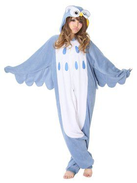 Kigurumi Owl Costume for Teens
