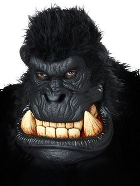 Killer Gorilla Big Mouth Mask