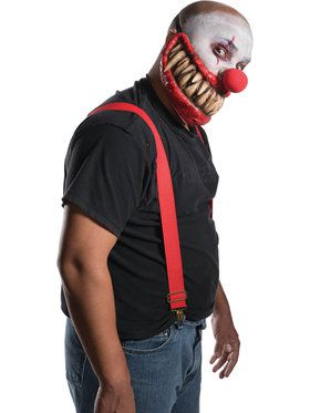 Latex Killer Smile Mask