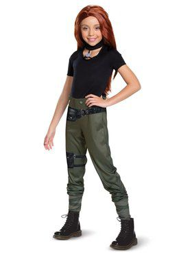 Kim Possible Classic Child