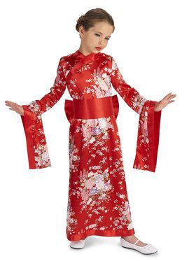 Kimono Costume For Children