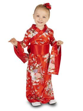 Kimono Costume For Toddlers
