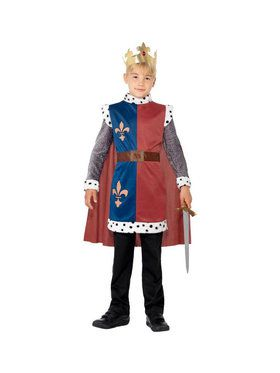 King Arthur Boy's Costume