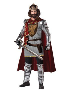 King Arthur Mens Costume