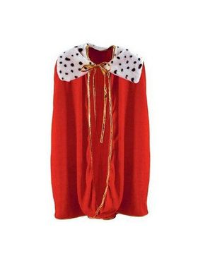 King Queen Robe Child Costume