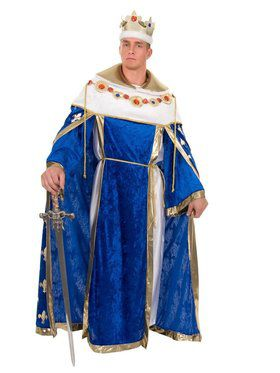 Adult's King's Robe Costume