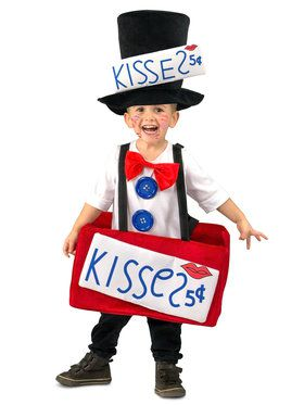 Kissing Booth Child Costume