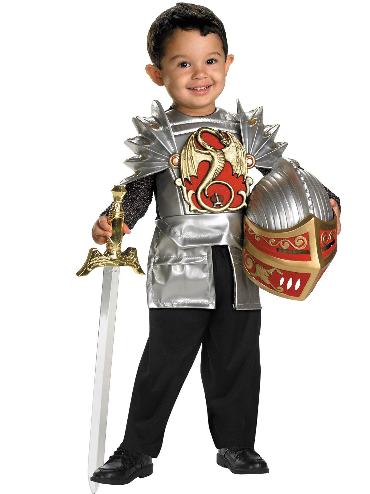 Disguise Inc Toddler Knight Costume