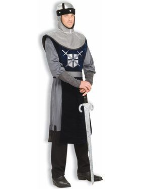 Knight of the Round Table Costume For Adults