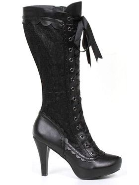 Lace Up Women's Mary Boot